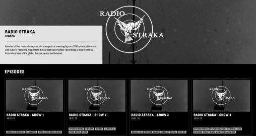 Nathan Jenkins / Bullion – Radio Straka